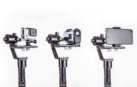 Zhiyun-Tech Crane-M 3 Axis Handheld Gimbal for smartphones, action cameras and compact cameras