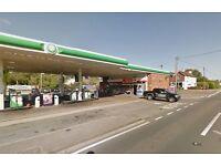 BP/SPAR Petrol Station Sales Assistance.