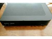 TalkTalk set top box 320GB Freeview HD Digital Recorder