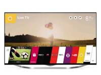 "49"" LCD 3D Smart WebOS TV"