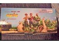 childrens mini garden tool set £5
