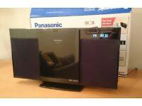 Panasonic Compact Stereo System