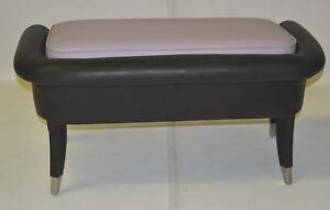 BANCS DE LIT -NEUVES-  - BEDROOM BENCHES -NEW-