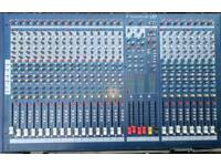 Sound craft LX7 mkii