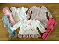 Baby Girl 0-3 months bundle - mostly next