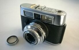 voigtlander ' vito clr ' 35 mm film camera ( circa 1963 )