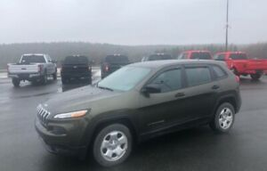 2015 Jeep Cherokee SPORT GRP ELECTRIQUE, BLUETOOTH*55000KM*