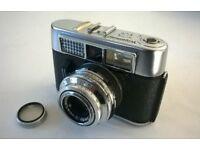 voigtlander ' vito clr ' 35 mm film camera