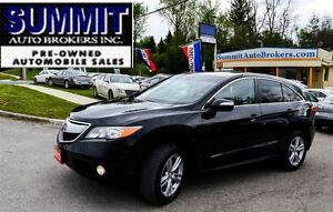 2013 Acura RDX CAR-PROOF CLEAN | LEATHER | ROOF | CAMERA