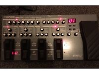 Boss ME80 guitar multi effects. MINT! inc bag. Even better than the ME50, ME70, GT6, GT8 and GT10