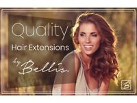 Mobile Hair Extensions Devon - by Bellis©. Supply & fit - Great Hair! Great Prices!