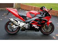 Honda cbr954rr fireblade/ swap for enduro