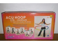 ACU INTER LOCKING HULA HOOP by American company