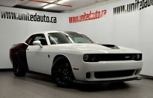 2016 Dodge Challenger SRT Hellcat - Sunroof / NAV / Custom Graph