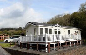 Luxury 2 Bedroom Holiday Lodge with year round park access