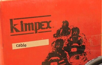 New Kimpex NOS Cable THROTTLE 05-138-64 YAMAHA VENTURE VMAX