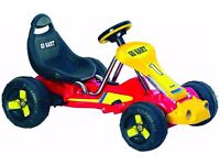 Electric Ride On Go Kart