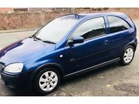 2007 Corsa 1.2 Sxi + - Full Year MOT - Alloys- Half Leather Seats - Sports Exhaust- TOTAL BARGAIN