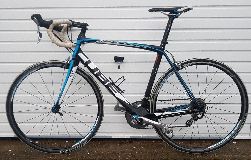 a380cce7ff0 Cube Agree GTC Carbon Road Bike RRP £1250 + Receipt not giant trek  specialized cannondale felt cube