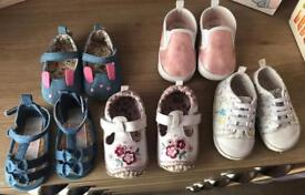 9-12 months girls shoes