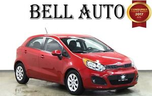 2013 Kia Rio LX BLUETOOTH-ECO ACTIVE-HEATED SEATS