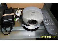 Canon VC_C4 internal PTZ Camera (Bath)