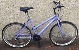 "Bike/Bicycle.LADIES UNIVERSAL "" EPIC SUPREME "" MOUNTAIN BIKE"
