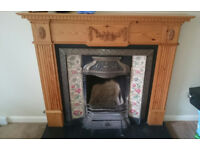 Victorian Fireplace on sale!