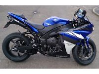 2009 Yamaha YZF-R1 - Excellent Condition - Low miles - FSH - Long MOT – £'s in extras - Glasgow