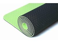 Yoga Mat - Dual Textures For All Different Practices