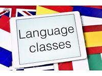 LANGUAGE CLASSES SPANISH / ITALIAN/ PORTUGUESE