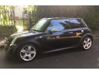 2006 AUTOMATIC MINI COOPER S JOHN COOPER WORKS MODIFICATIONS LOW MILEAGE EVERY EXTRA (NEARLY) AUTO