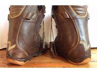 Deeluxe Sonic CF Snowboards boots - size UK 7.5