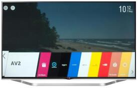 "LG 55"" inch LED HD - Smart 3D tv - 55LB730V"