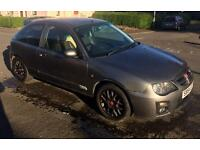 MG ZR Long Mot! £500 ono. Much loved car!