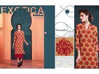 Elegance designer trendy westwern outfit