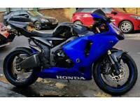 Honda CBR 600RR for sale.