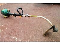 PETROL GRASS STRIMMER 2-STROKE BENT SHAFT