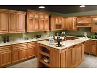 Kitchen cabinet Services Planning designing Installation tiling flooring integrated appliance