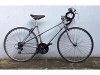 "Ladies 19"" 531c road bike"