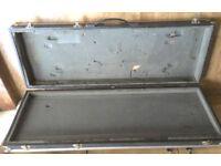Digital piano keyboard bag hard case