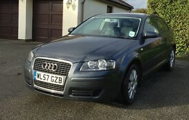LOW MILEAGE FULL SERVICE HISTORY Audi A3
