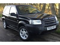 XMAS SALE! LAND ROVER FREELANDER 2.0 TD4 4x4 SERENGETI HARDBACK CONVERTIBLE 1 OWNER MOT AUG 18*CHEAP