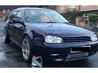 2002 Golf 1.9TDI PD130.