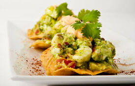 Head Chef/ Sous Chef in Busy Mexican Restaurant