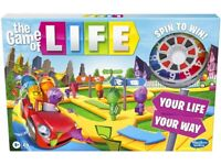 The Game of Life Game, Family Board Game (Brand NEW)