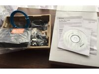D-Link WIFI / WIRELESS ROUTER ....... With DVD & Papers / BOXED & PACKAGING!!!