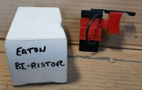 *NOS* EATON  #BI-RISTOR  SPEED SWITCH (125 VAC, 6A)   D107
