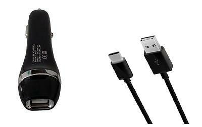 2 1A Car Charger Adapter Usb Cord For Verizon Sprint Att Lg G6 Vs988 Ls993 H871