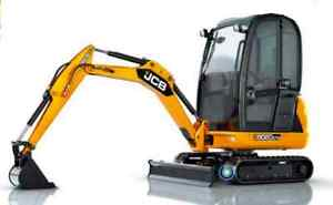 excavator $200 dry hire p/day Berwick Casey Area Preview